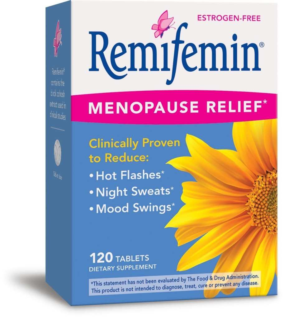 remifemin menopause relief review