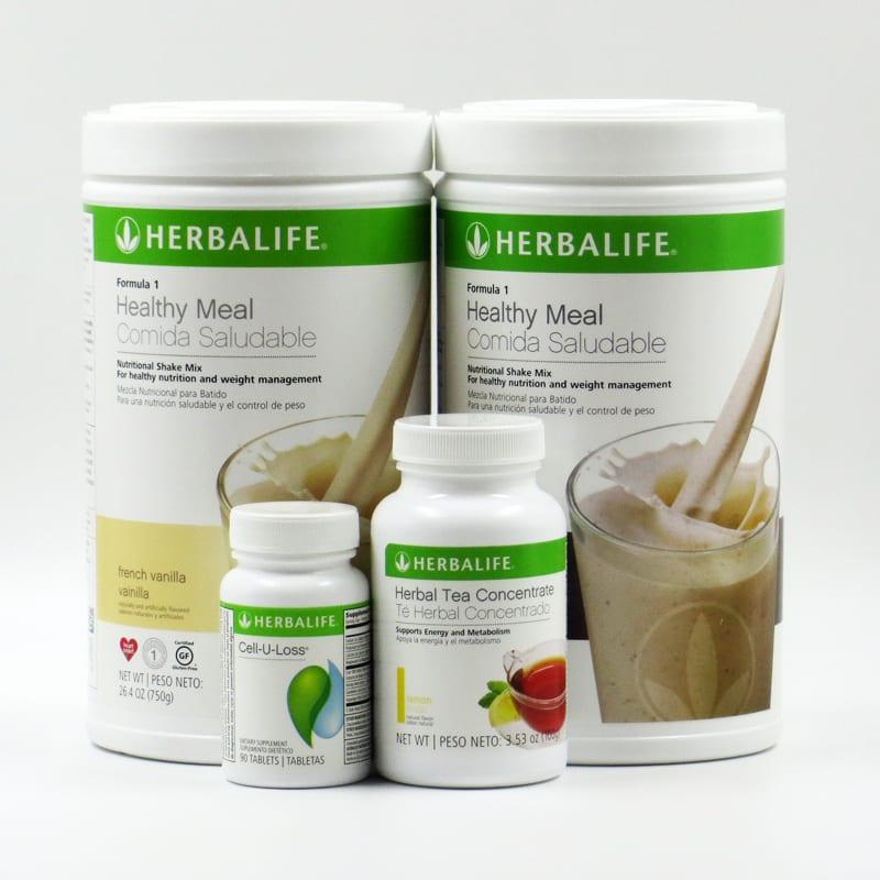 Herbalife Shake Weight Loss review