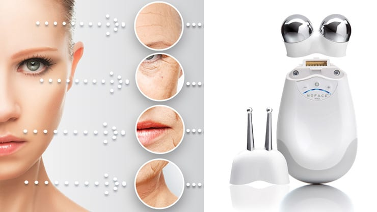 NuFACE Trinity Facial Toning Devices reviews