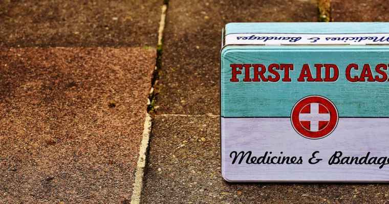 Why Keep a First Aid Kit When 911 is Just a Ring Away?