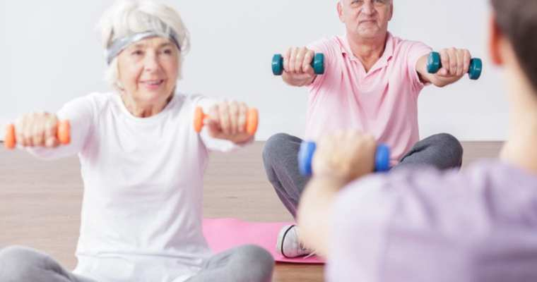 Seniors Can Stay Active And Strong With These Exercise Tips