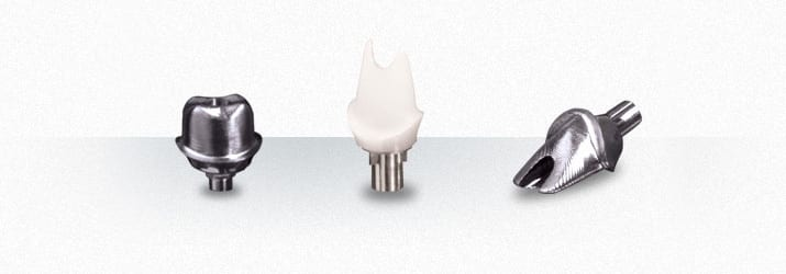 Overview of implant abutments