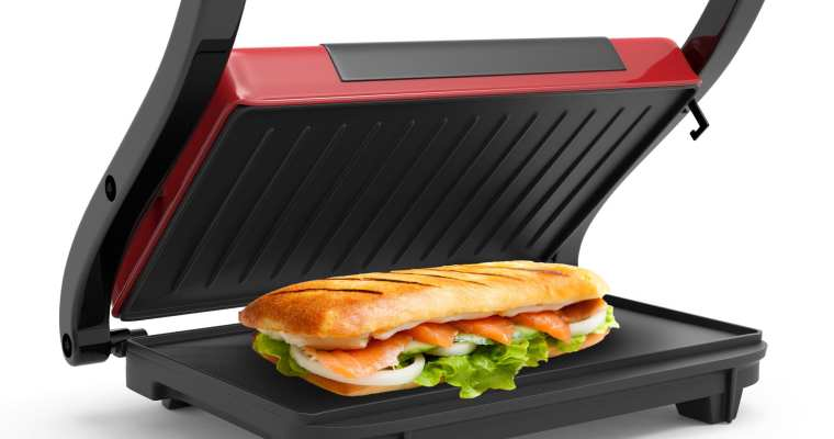 5 Best Ways to Clean Your Panini Press