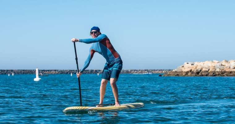 A Detailed History of Stand Up Paddle Boarding