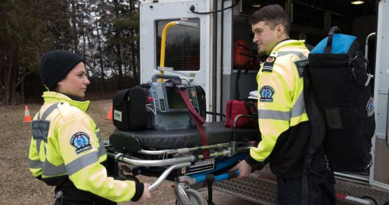 4 Ways for Paramedics to Manage Work-Related Stress