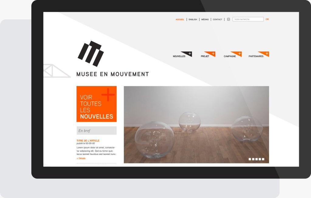 Portfolio Mioudesign - MAJ Info-travaux