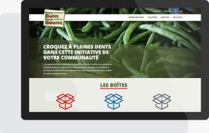 Portfolio Mioudesign - Bonne boîte, bonne bouffe