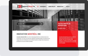 Portfolio Mioudesign - Innovation Montréal Ink