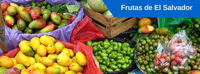 Frutas Tropicales De El Salvador