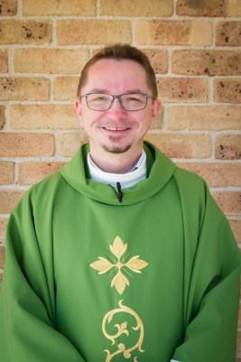 Rev Slawek Plonka OMI PP