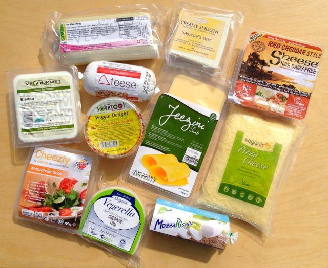 vegan-cheeses