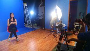 Grabación de notas tecnológicas para programa Soy Digital de Telecaribe. 2015