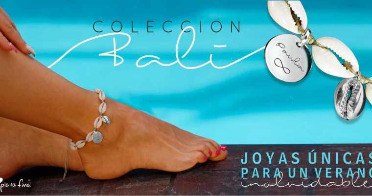 COLECCIÓN BALI: Joyas Personalizadas con Conchas Naturales & Plata