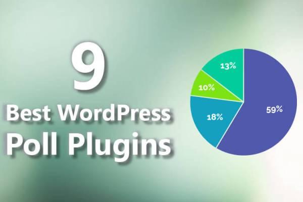 best wordpress poll plugin