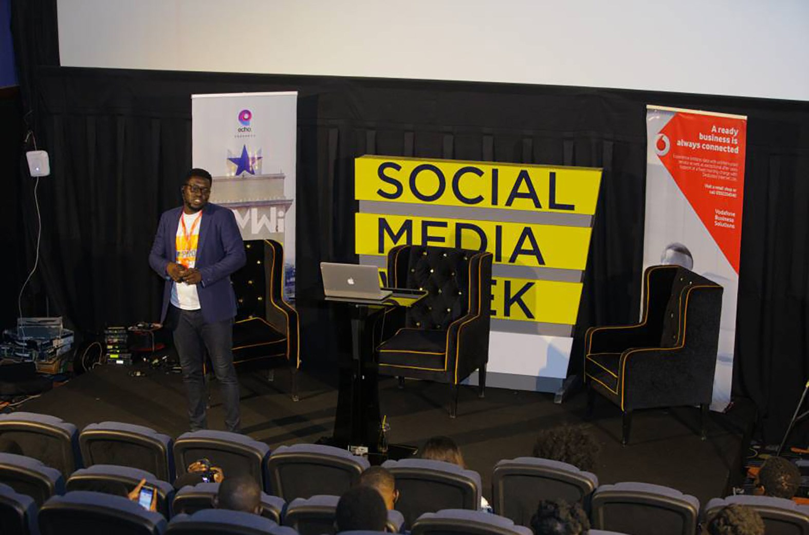 MiPROMO Media at Social Media Week 2017