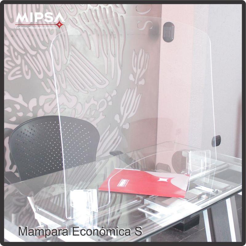 Mampara economica
