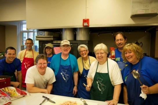 Mi Pueblo Kitchen Staff