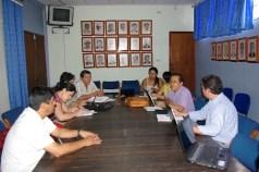 Reunión en Alcaldía de Mocoa