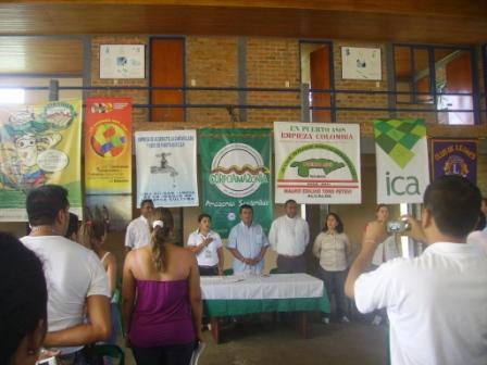 En Puerto Asís, los grupos de recicladores recibieron reconocimiento por su trabajo
