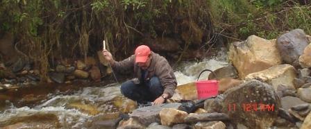 Inicia monitoreo anual de calidad del agua en el Sur de la Amazonia Colombiana