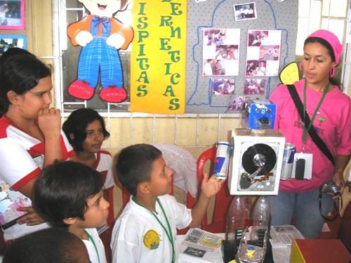 Estudiantes del Putumayo participaron con éxito en programa Ondas