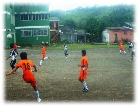 Futbol en Mocoa – Interbarrios
