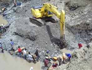 Anuncian controles a minería ilegal en sur del país