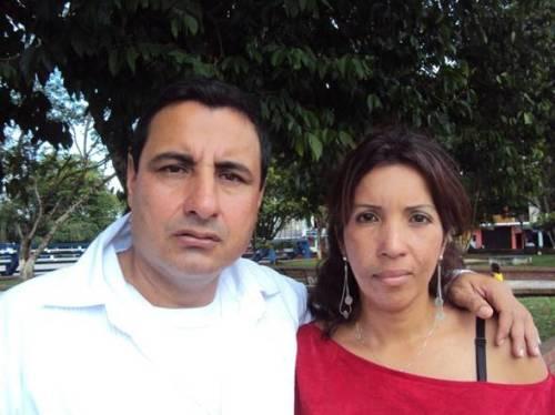 DR. ORLANDO MUÑOZ IMBACHI Y SU ESPOSA NELSY DEL SOCORRO OBANDO