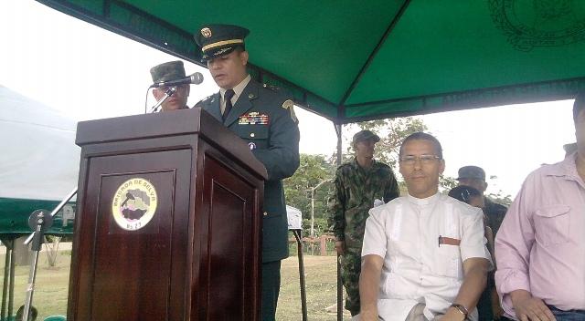 TC Germán Delgado - Comandante Saliente BASPC 27