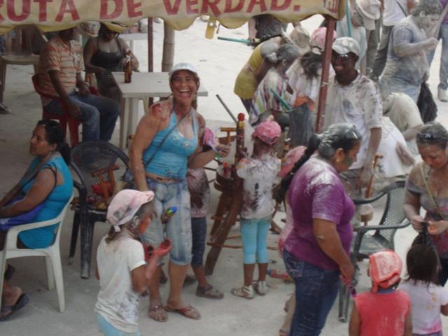 Valle del Guamuéz vive los carnavales del 5 de enero