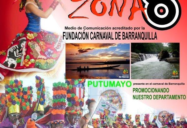 Putumayo presente en el Carnaval de Barranquilla
