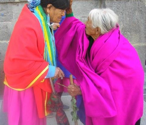 El Carnaval del Perdón una tradición indígena