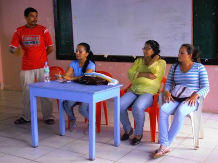 Hizo presencia la Personera Milena Rivadeneira, delegada de la secretaría de Gobierno Alejandra Méndez y la concejal Yolanda Realpe