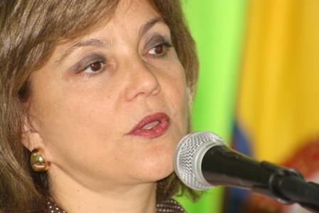 María Fernanda Ocampo - Ministra de Educación Nacional