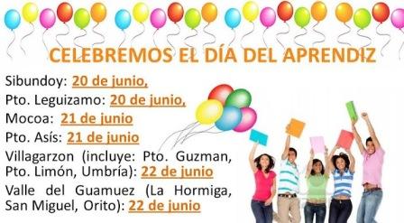 SENA celebra Aniversario y día del Aprendiz e Instructor
