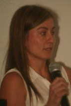 Martha Maya, delegada del ministerio de Minas y Energia