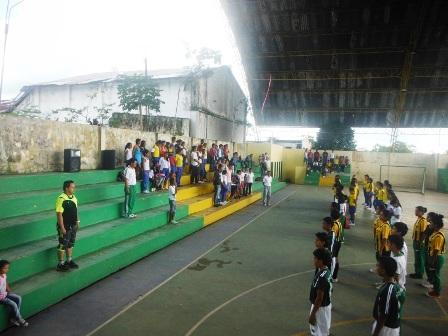 Participación de los Equipos