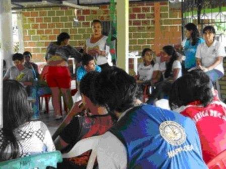 MAPP-OEA incentiva encuentro estudiantil en el Putumayo