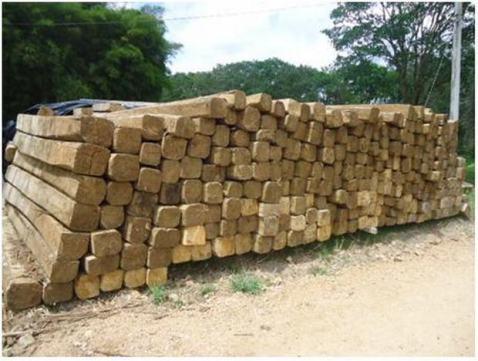 En la vía Pitalito-Mocoa fueron decomisados 61 metros cúbicos de madera.