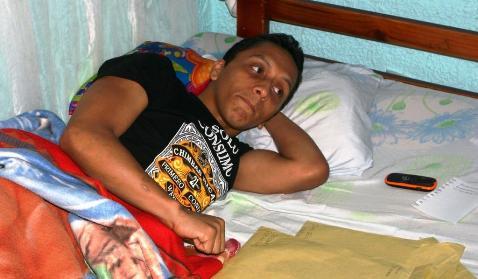 El caso de Jeffrey es el vivo retrato de la odisea que significa acceder a los servicios de salud en Colombia.