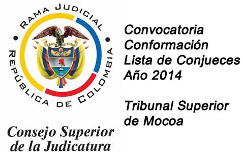 Tribunal Superior de Mocoa realiza convocatoria para Conjueces