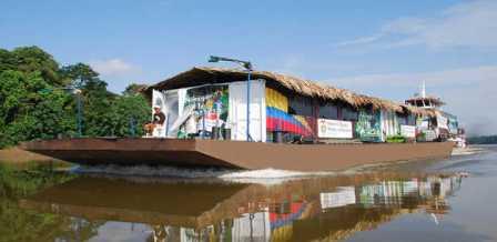 Licitación para llevar internet a la Amazonía. La firma ganadora de la licitación se conocerá el próximo 17 de diciembre.Foto: MinTIC