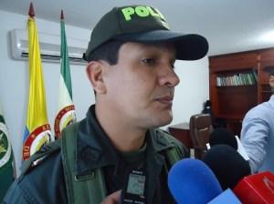 Coronel Ricardo Suarez. Comandante (E) DEPUY