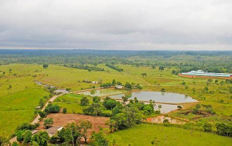 Se fortalece el agro del Putumayo con una inversión de 17 mil millones de pesos