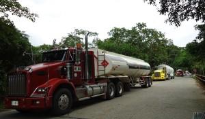 Transportadores de Crudo en Putumayo