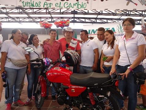 Campesinos de Puerto Caicedo celebraron su día