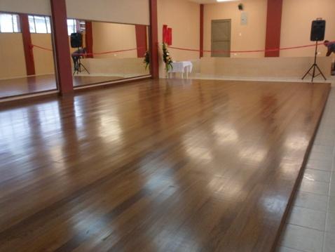 Se reabre el salón de danzas en el Municipio de Sibundoy