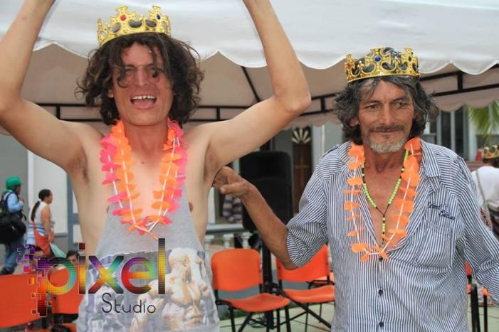 En Mocoa, se celebró una nueva versión del ya tradicional Reinado de los Feos