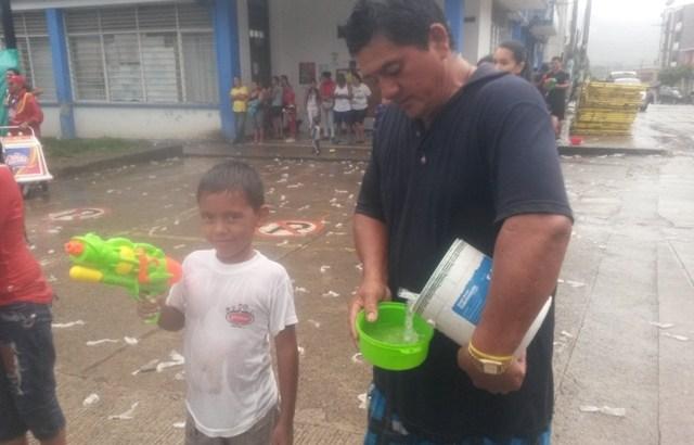 Carnaval del Agua – Día de Inocentes en Mocoa