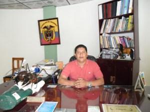 Alcalde del Valle del Guamuéz. WILLIAN ANDREZ BOTINA YELA